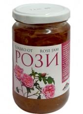 Сладко от рози с фруктоза 340 гр