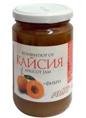 Конфитюр  с фруктоза и фибри 340 гр - кайсии